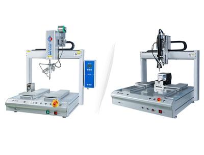 自动焊锡及锁付解决方案